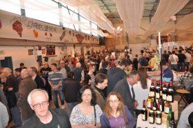 15 me salon des vins charmes sur rh ne for Salon des vins de loire 2017